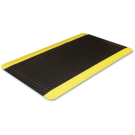 Crown Mats Industrial Deck Plate Anti-fatigue Mat - Industry, Indoor - 60