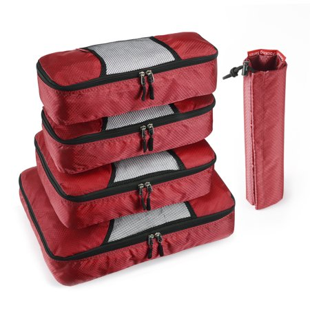 Gonex Gonex Packing Cubes Luggage Travel Organizers