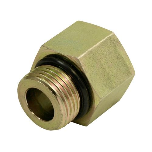 "APACHE HOSE & BELTING INC 39036156 1/2"" Male O-Ring x 1/2"" Female Pipe, Hydraulic Adapter"