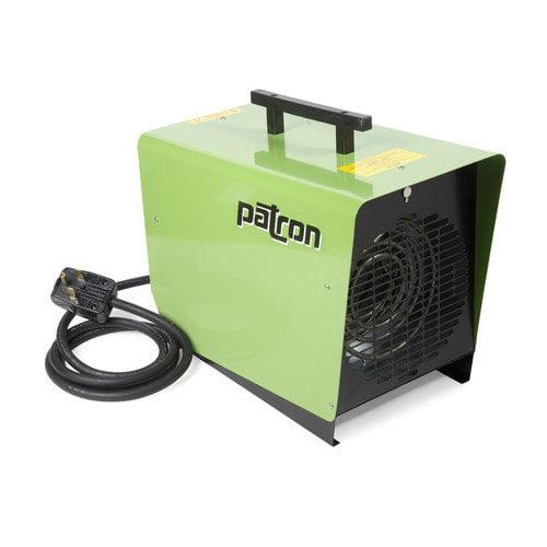 Patron E-Series 6,000 Watt Portable Electric Fan Utility Heater