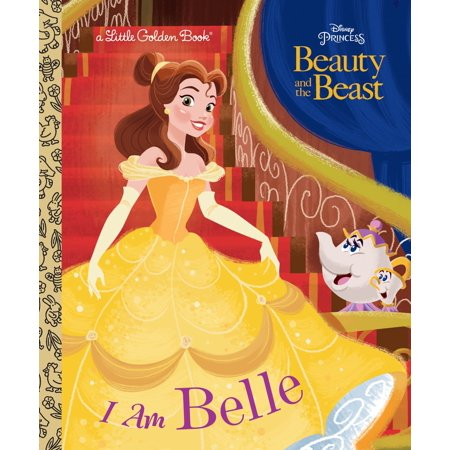 Disney Beauty And The Beast Gifts (I Am Belle (Disney Beauty and the)