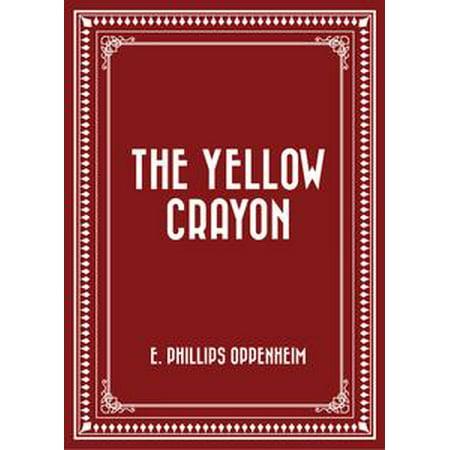 Yellow Crayon (The Yellow Crayon - eBook)