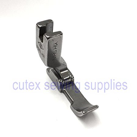 Needle Feed (Cutex™ Brand Hinged Zipper Foot #P36L-NF (Left Side) For Industrial Needle Feed)