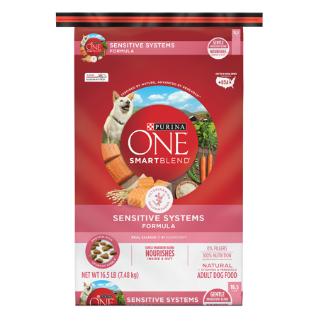 Purina One Smartblend Natural Sensitive Systems Formula Adult Dry