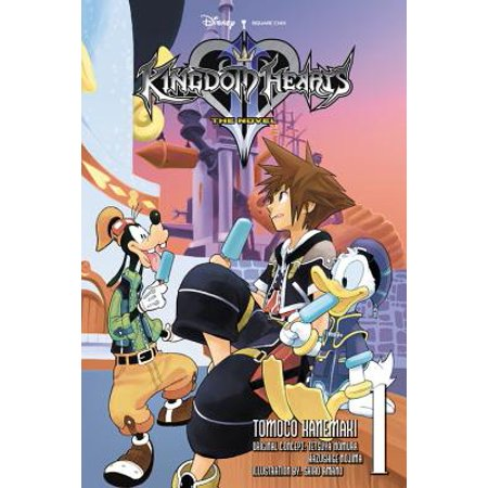 Kingdom Hearts II: The Novel, Vol. 1 (light novel) (Kingdom Hearts 1 Halloween Town Secrets)