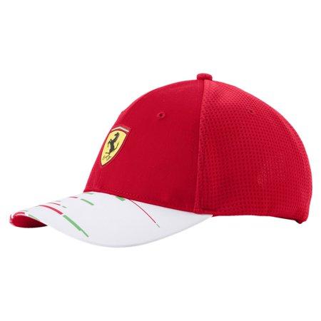Ferrari Puma Formula 1 Red Team Cap - Scuderia Ferrari Cap