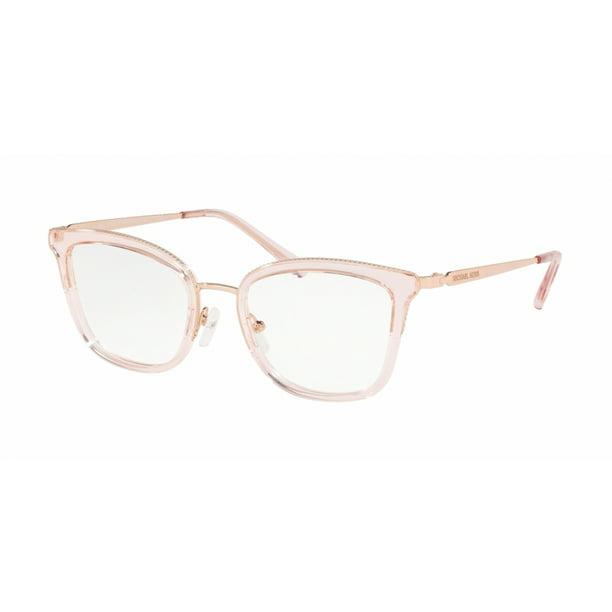 Michael Kors MK4053 3162 Pink Tortoise Granada Eyeglasses