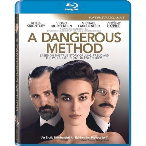 A Dangerous Method (Blu-ray) (Widescreen)