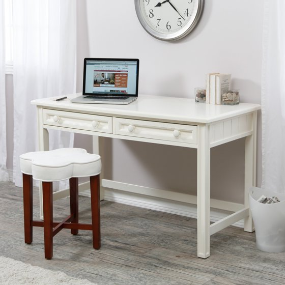 Belham Living Casey Writing Desk White