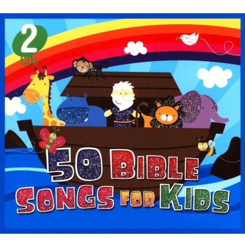 50 Bible Songs (2CD)