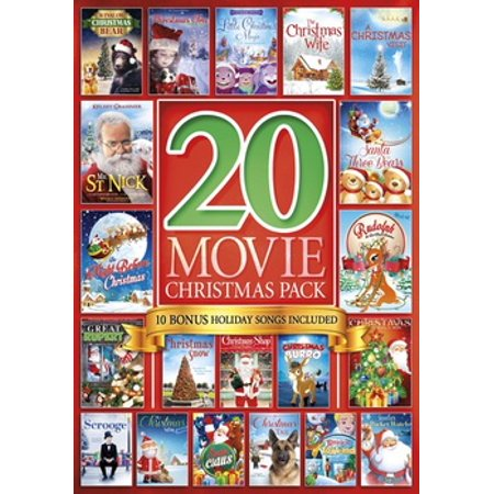 20-Movie Christmas Pack (DVD)