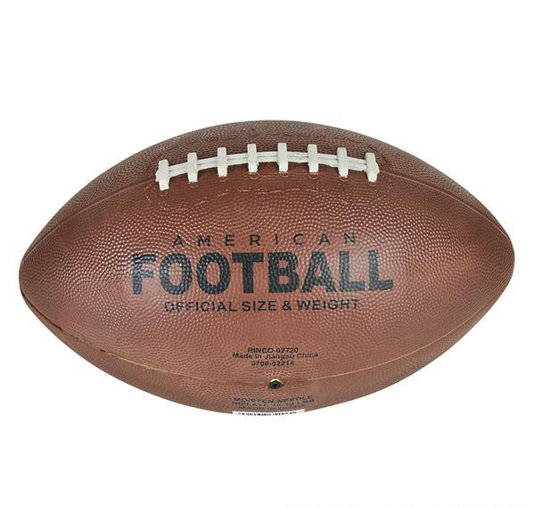 "11"" REGULATION SIZED FOOTBALL, Case of 18"