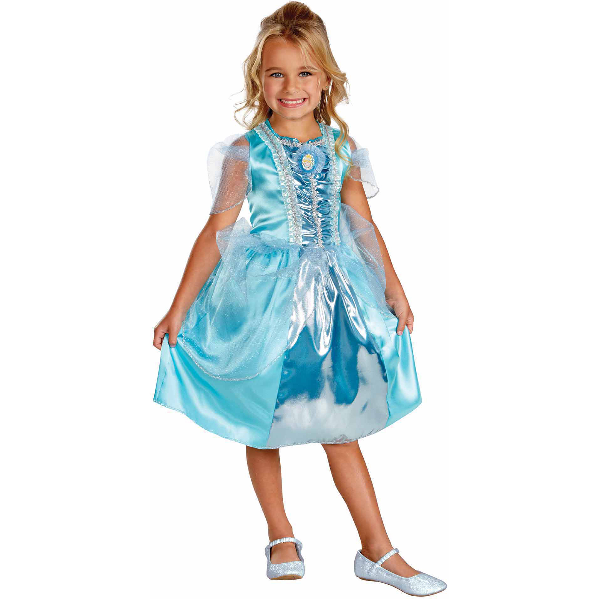 Cinderella Sparkle Child Halloween Costume