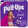 Pull-Ups Girls' Potty Training Pants Size 4, 2T-3T, 94 Ct