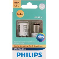 Philips Ultinon LED 1157ALED, Bay15D, Plastic, Always Change In Pairs!