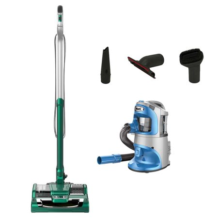 Shark Rocket Power Brushroll Vacuum + Power Pod Lift-Away Anti-Allergy Vacuum