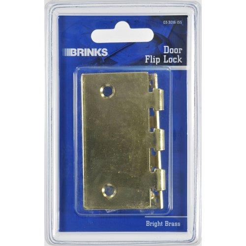 Brinks Door Flip Lock