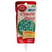 Betty Crocker Cookie Icing Green, 7 Ounce