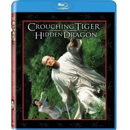 Crouching Tiger, Hidden Dragon (Blu-ray) by