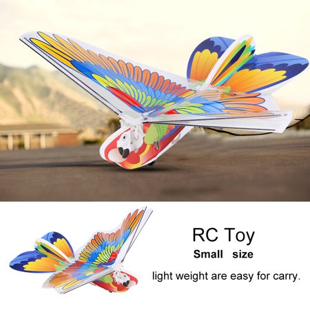 Greensen 2 Types Flying Rc Birds Eagle Parrot Kids Children Remote Control Bird Rc Toys Remote Control Toy Remote Control Bird Toy Walmart Canada