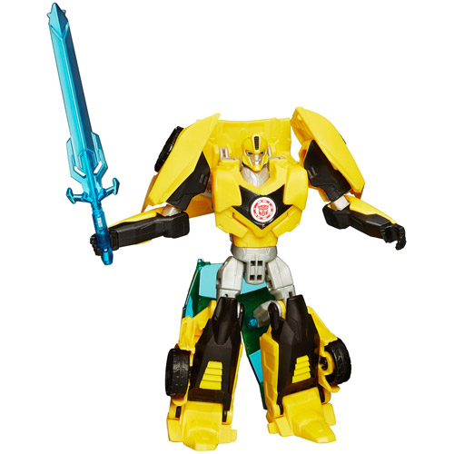 Transformers Robots in Disguise Warriors Class Bumblebee Figure