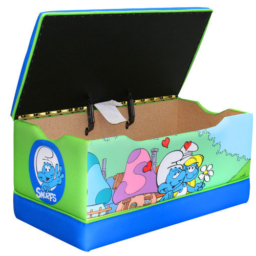 Sony Smurfs Love Deluxe Toy Box