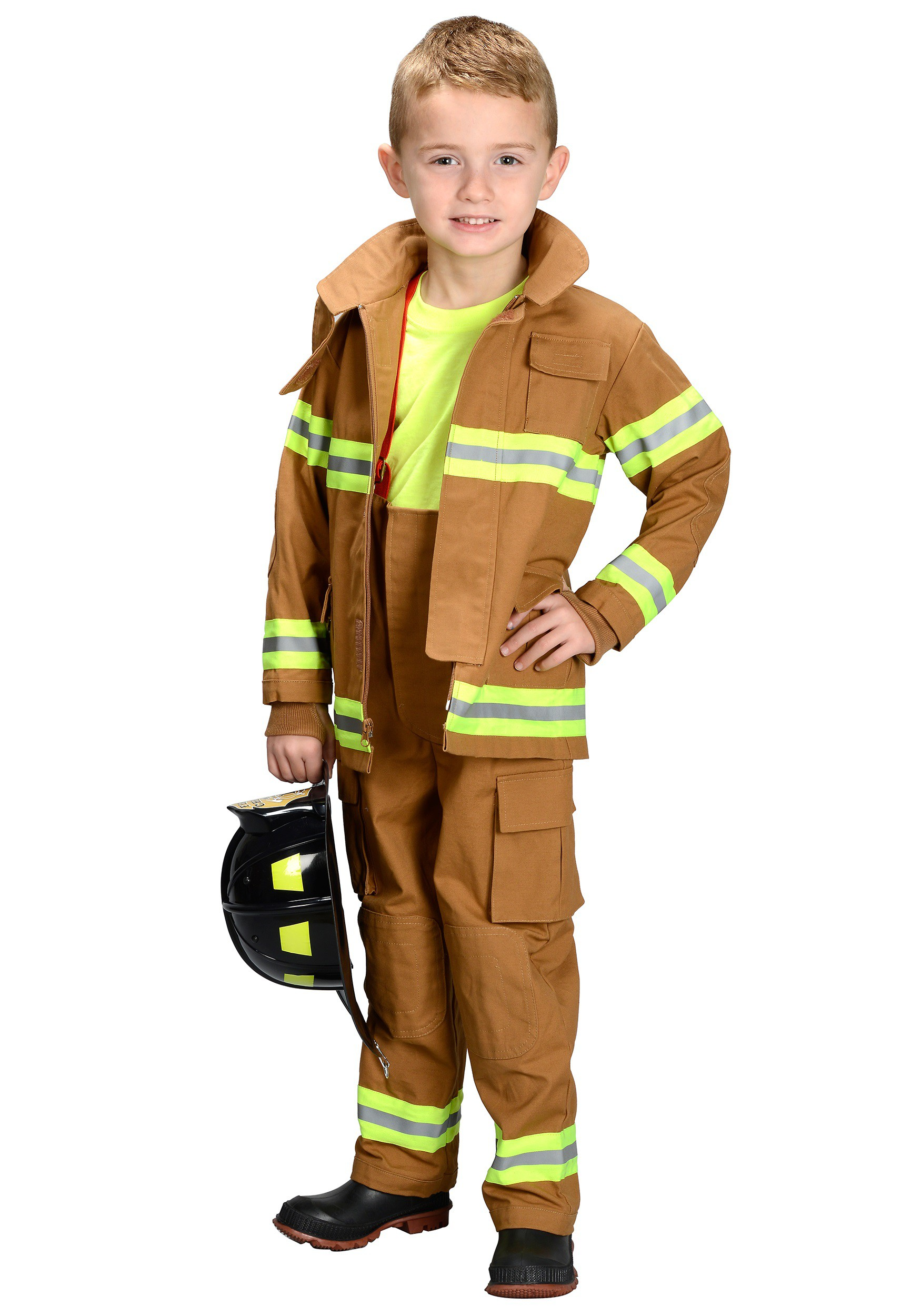 Kids Firefighter Costume by Aeromax
