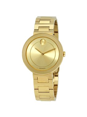 4ca7baf78c0 Product Image Movado Bold Light Gold Dial Light Gold-toned Ladies Watch  3600498