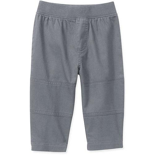 Garanimals Newborn Boys' Rib Waist Pants
