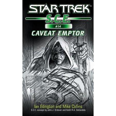 Star Trek: Caveat Emptor - eBook