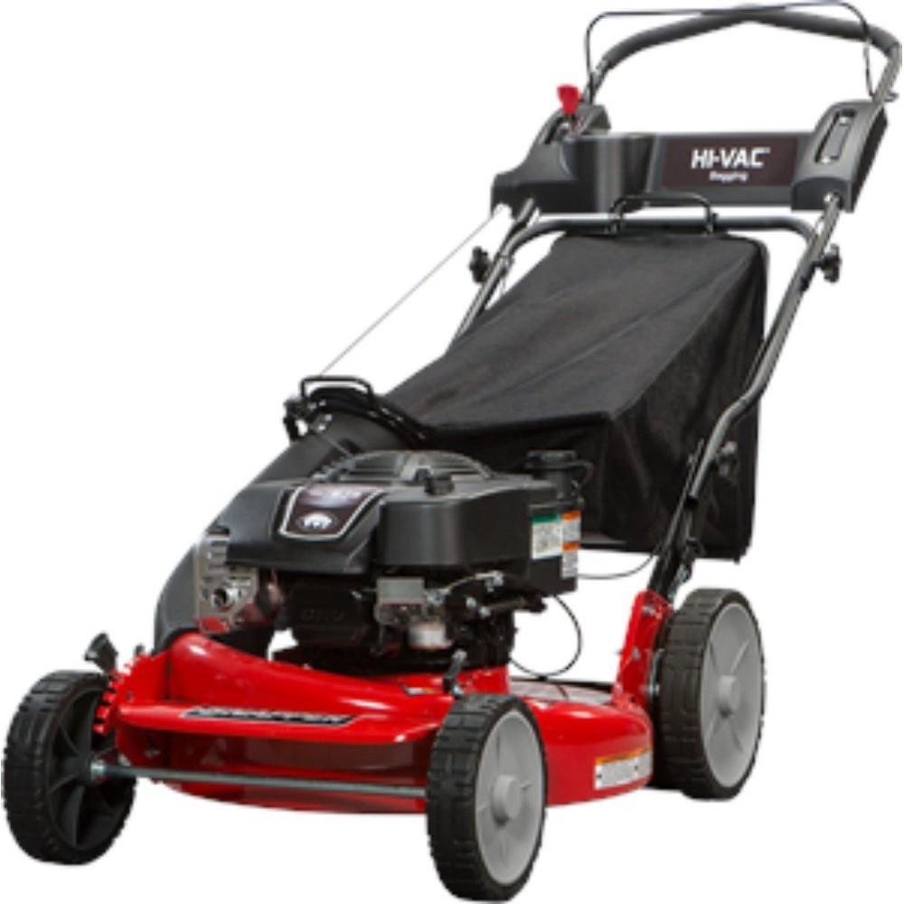 Snapper 7800980 HI VAC 190cc 21 in. Self-Propelled Lawn Mower