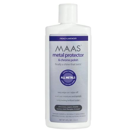 Maas Metal Cleaner (MAAS Metal Protector 8 oz. )
