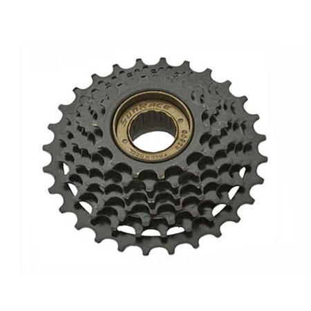 7 Speed Multiple Freewheels Friction Black Sun Race. for bicycle Chain, bike chain, beach cruiser, mountain bike