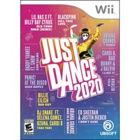 Just Dance 2020, Ubisoft, Nintendo Wii, 887256090937