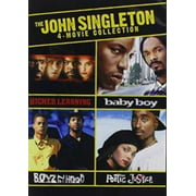 The John Singleton 4-Movie Collection: Higher Learning   Baby Boy   Poetic Justice   Boyz N The Hood (DVD) by Sony Pictures Home Entertainment