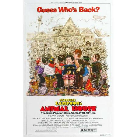 1978 Halloween Movie Poster (Animal House POSTER Movie H)