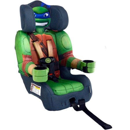 KidsEmbrace Combination Booster Car Seat, Nickelodeon Teenage Mutant Ninja Turtles