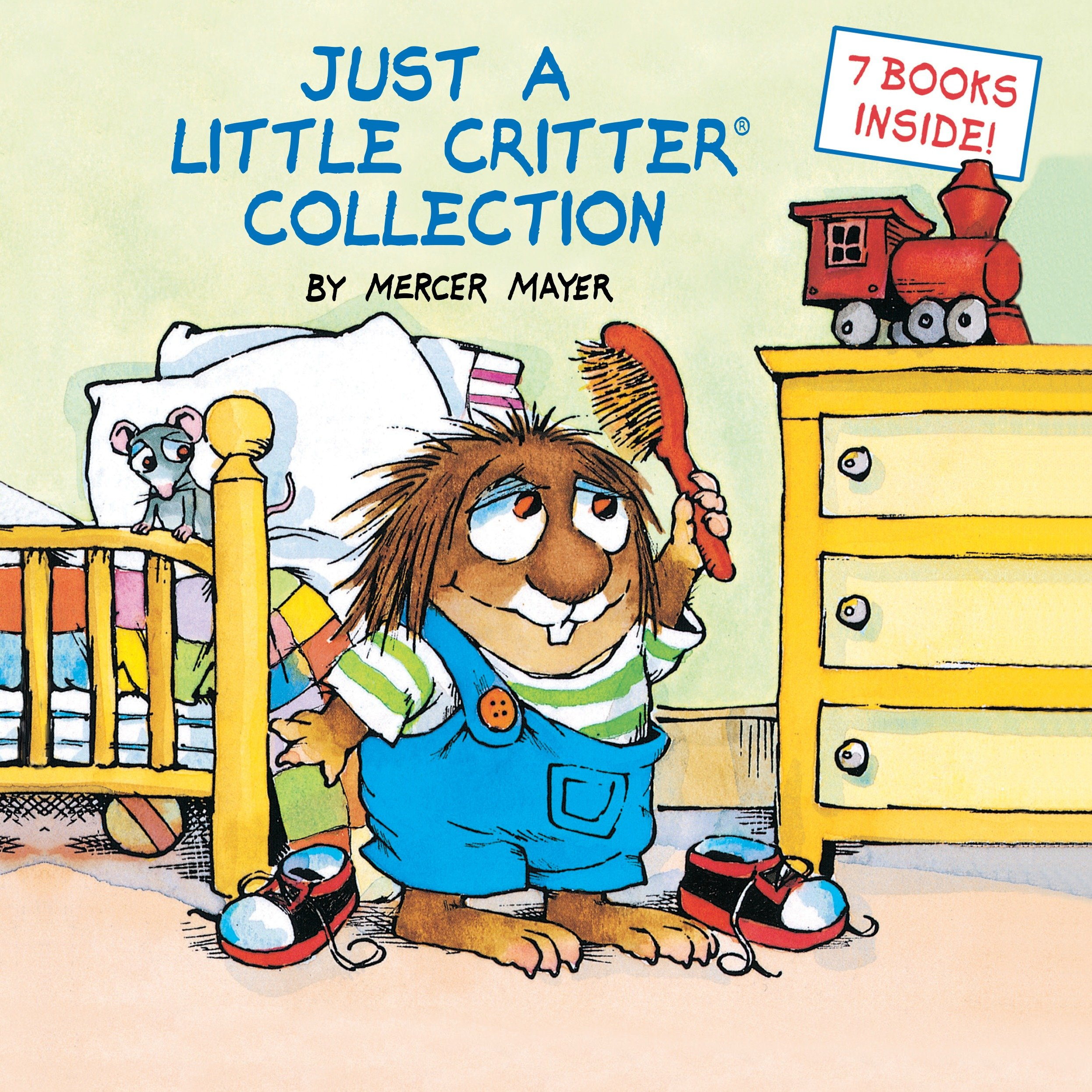 Just a Little Critter Collection (Little Critter) (Hardcover)