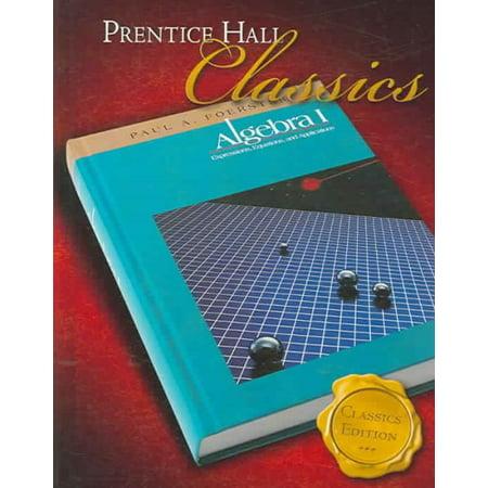 Foerster Algebra 1 Student Edition (Classics Edition)