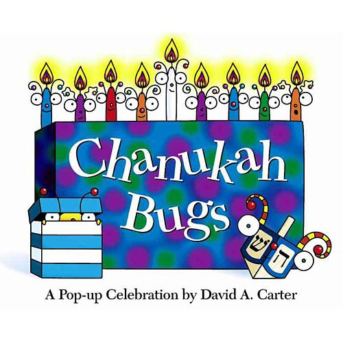Chanukah Bugs: A Pop-Up Celebration