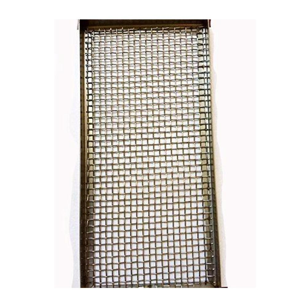 "BBQ Grill Screen For Infrared Searing Grill Burner Bull BBQ Grills Only 11 1/4"" X 5 1/4"" OEM 20501"