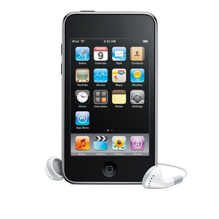 Refurbished Apple iPod Touch 8GB MP3 Player Wi-Fi Digital Music Video Touchscreen 2nd Gen by