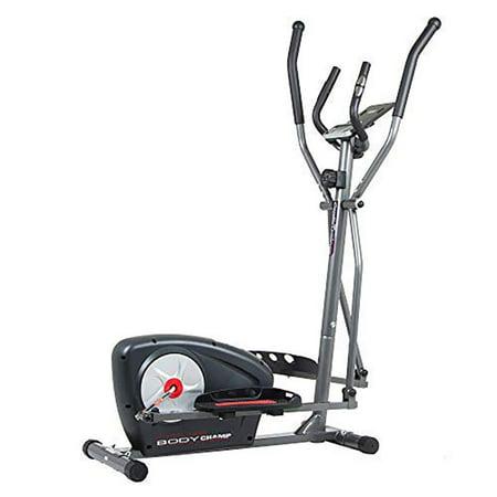 Body Flex BR2117 Cardio Body Champ Body Rider 2 in 1 Dual Elliptical (Body Rider 2 In 1 Cardio Dual Trainer)