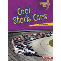 Lightning Bolt Books (R) -- Awesome Rides: Cool Stock Cars (Paperback)