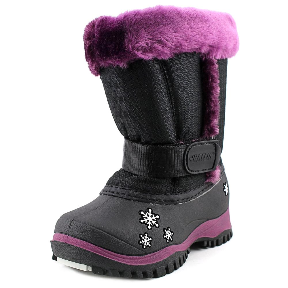Baffin Lily   Round Toe Canvas  Snow Boot