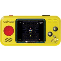 My Arcade Pac-Man Pocket Player - Collectible Handheld Game Console with 3 Games