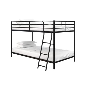 Mainstays Small Space Twin over Twin Bunk Bed