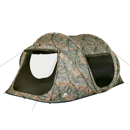 Ozark Trail 6 Person Pop Up Tent