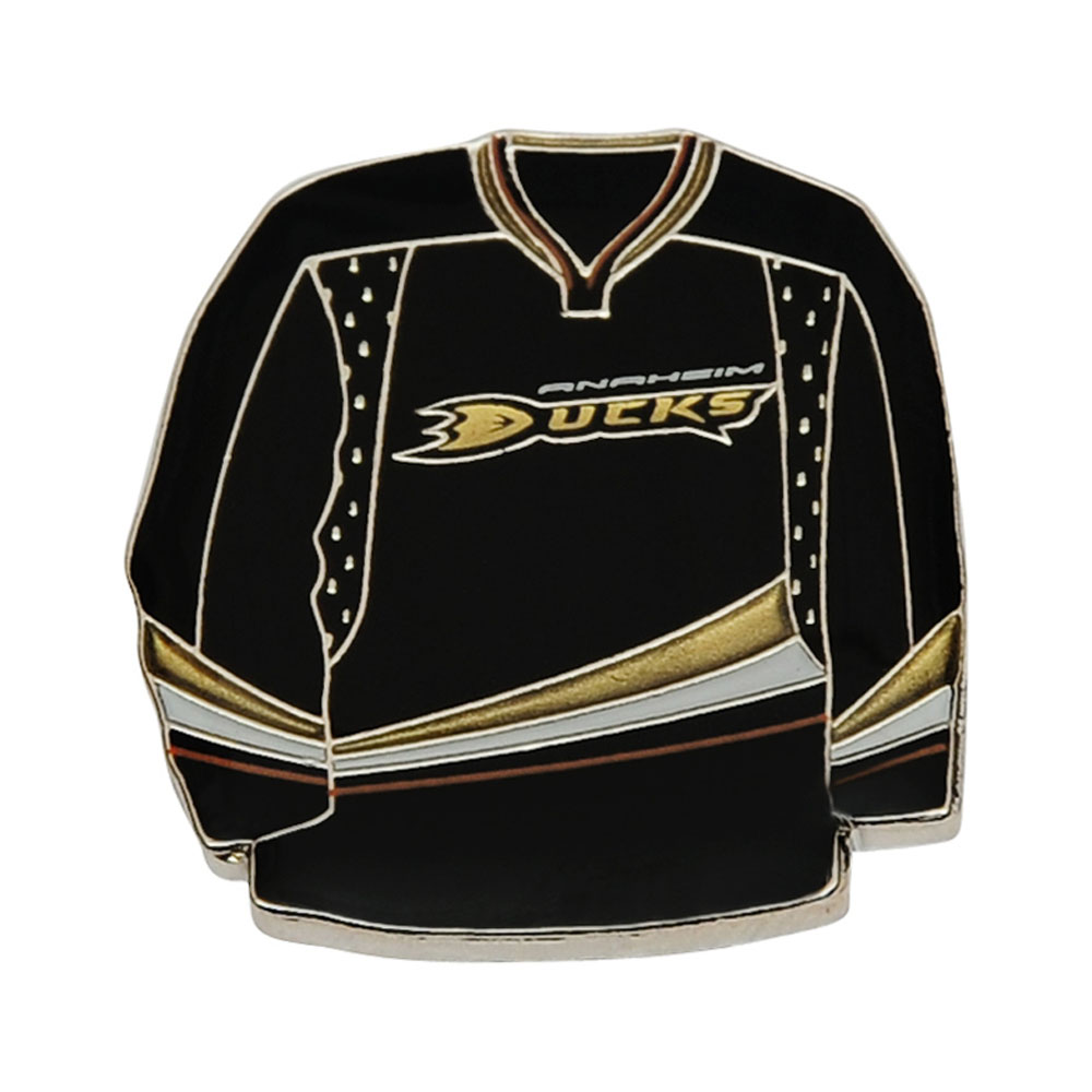 Anaheim Ducks Jersey Pin