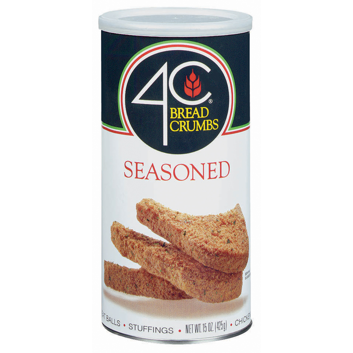 4C Seasoned Bread Crumbs, 15 oz